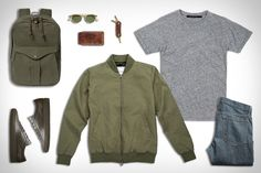 Garb: Olive Drab | Uncrate