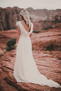 Chantel Lauren 2016 Wedding Dresses 8 - Deer Pearl Flowers / http://www.deerpearlflowers.com/wedding-dress-inspiration/chantel-lauren-2016-wedding-dresses-8/