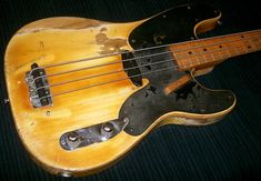 The 1st ever made Precision Bass - Page 5 - TalkBass Forums
