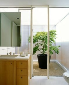 MASTER ... Marin County Residence - contemporary - bathroom - san francisco - Dirk Denison Architects