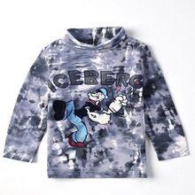 bobo chose boys clothes boy t shirt nova kids clothing fashion turtleneck children t shirts cartoon printed boys t-shirts A3051(China (Mainland))