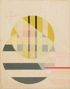 Z II by Laszlo Moholy-Nagy. 1925. Oil on canvas