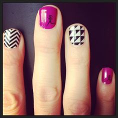 Jamberry nails - Nail Art http://ashleymcharper.jamberrynails.net