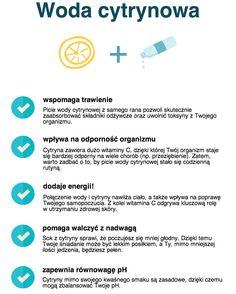 Woda cytrynowa   Lemon water justineyes.com #WodaCytrynowa #LemonWater