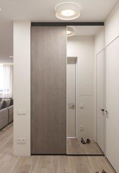 50 Ideas for decor house modern entrance Apartment Entrance, Home Entrance Decor, Modern Entrance, House Entrance, Apartment Interior, Entryway Decor, Home Decor, Hall Wardrobe, Wardrobe Door Designs