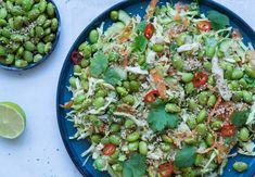 Grønkålssalat med bagte gulerødder, avocado og appelsin - Julie Bruun