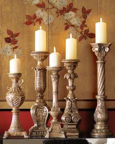 Five Candlesticks - Horchow