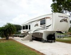The Best RV Parks are with Carefree - RV Park Directory