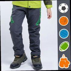 48.81$  Buy now - http://alintb.worldwells.pw/go.php?t=32767831359 - Kids Outdoor Pants Boys Girls Hiking Camping Trousers Fishing Climbing Boy Girl Sports Pant Softshell With Or Without Fleece