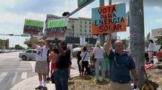 Demonstrators Demand Nuclear Plant Shut Down After Radiation Leaks