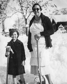 I love the Sabbath! Sunday is a great day for diving into family history to learn more about our ancestors. I love this photo of my mother-in-law Phyllis Ann Parker (Little) and her mother. Phyllis Ann was born in 1929 and grew up in Ogden Utah. Her mother Phyllis Afton Woods was born in 1899 in Ogden. I love the happy look on their faces! In a journal found just one week after my mother-in-law passed on she had written this about her mother: My mother enjoyed every place she ever was. This…