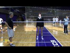 Jim McLaughlin: Volleyball Blocking Techniques - YouTube