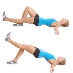 Exercices + soins pour avoir de belles fesses et faire la chasse à la cellulite