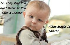 National kiss a diesel owner day