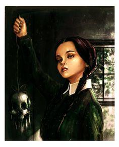 Wednesday's Child. by VarshaVijayan.deviantart.com on @deviantART