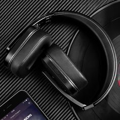 Picun Impact F9 ANC Wireless BT Active Noise Cancelling Headset Sales Online black - Tomtop Noise Cancelling Headset, Over Ear Headphones, Tech, Black, Black People, Technology