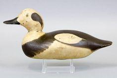 Outstanding black duck, Mason Decoy Factory, Detroit, Michig