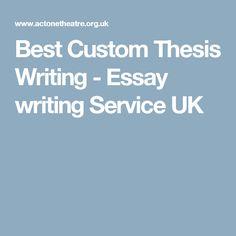 Custom thesis paper