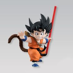Dragon Ball Styling Super Saiyan Young Son Gokou Son Goku Dragonball Cartoon Toy PVC Action Figure Model Doll Gift - free shipping worldwide $18,59