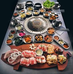 Manila's Famous 'Premier The Samgyupsal' opens first branch in Cebu Korean Bbq At Home, Korean Food, Around The World Food, Marinated Beef, Man Food, Aesthetic Food, Spicy Recipes, Food Photo, I Foods