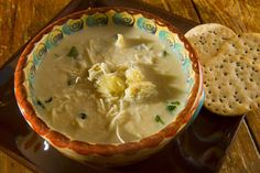 Advocate staff photo by TRAVIS SPRADLING -- Treat family and friends to a warm bowl of Artichoke Soup.