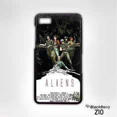 Aliens for Blackberry Z10/Q10 cases