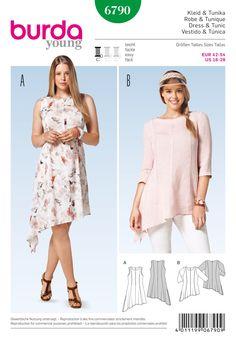 B6790 - New Collection - Burda Patterns