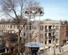 Electronic Chime Translates City Movement Into Music [Video]