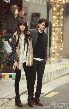 #asian #couple #fashion