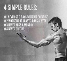 27 Great Fitness Motivation Quotes #fitnessmotivationphoto #MenFitnessMotivation