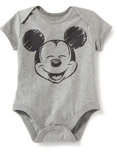Disney© Mickey Mouse Bodysuit for Baby Disney © Mickey Mouse Bodysuit for baby Disney Baby Clothes, Baby Kids Clothes, Baby Disney, Disney Mickey Mouse, Mickey Mouse Baby Clothes, Disney Baby Outfits, Toddler Outfits, Baby Boy Outfits, Everything Baby