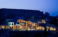 If you are looking for Cappadocia Hotels then you have come to the right place. Semester At Sea, Cave Hotel, Hotels In Turkey, Cappadocia, Best Hotels, Trip Planning, New York Skyline, Tours, Places