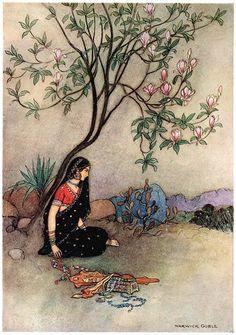 Warwick Goble, Folktales of Bengal