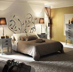 Decoracion De Cuartos Matrimoniales Modernos   Decoración e Ideas para mi hogar: Decoración de camas