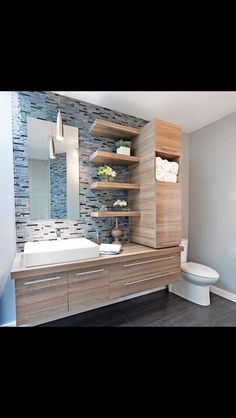 A bathroom revisited from A to Z – Bathroom – Before after – Decoration and renovation – Pratico Pratique Source by mairalucie Laundry In Bathroom, Bathroom Renos, Bathroom Layout, Bathroom Interior Design, Bathroom Furniture, Contemporary Bathrooms, Modern Bathroom, Small Bathroom, Master Bathroom