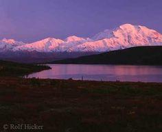 Mount McKinley I Rolf Hicker