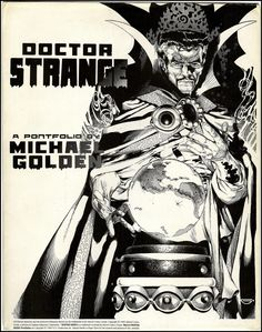 Michael Golden, 1983 Vintage lines, baby!! Dude could draw.