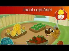 Jocul copilăriei - În grădina de legume, pentru copii - Luli TV - YouTube Yoshi, Origami, Youtube, Character, Origami Paper, Youtubers, Origami Art, Lettering, Youtube Movies