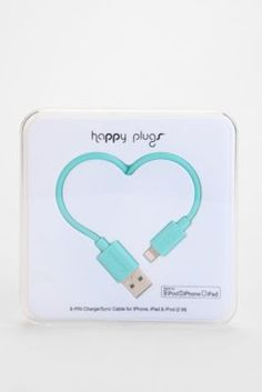 Happy Plugs Lightning Charge/Sync USB Cable