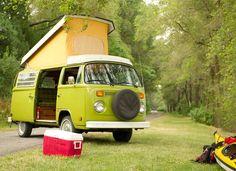 Camping gourmand by Geneviève O'Gleman