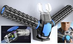 Gadget that turns you into a FISH: Triton extracts oxygen from water. AMAZING concept