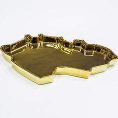 Obrázek k výrobku 1195 - Republic Tray Gold