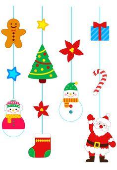 미리보기 이미지 Christmas Crafts For Kids To Make, Christmas Activities For Kids, Xmas Crafts, Christmas Decorations To Make, Fun Crafts, Christmas Diy, Christmas Cards, Paper Crafts, Christmas Ornaments