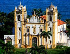 Dicas GuiaMais - Igreja do Carmo e Olinda http://dicas.guiamais.com.br/2012/06/12/recife-meu-amor/