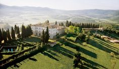 Hotel Castello di Casole: Fresh from a seven-year restoration, 4,200-acre Castello di Casole opened its doors on July 1.