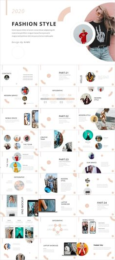 Modern fashion lookbook PowerPoint – The highest quality PowerPoint Templates and Keynote Templates download Professional Powerpoint Templates, Cv Resume Template, Powerpoint Presentation Templates, Keynote Template, Portfolio Resume, Tool Design, Ppt Design, Modern Fashion, Fashion Design