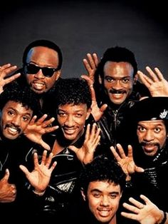Kool & the Gang are an American jazz, R&B, soul, funk and disco group… Kinds Of Music, Music Love, My Music, Soul Funk, R&b Soul, Music Icon, Soul Music, Get Down On It, Musica Pop