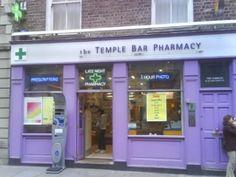 The Temple Bar Pharmacy