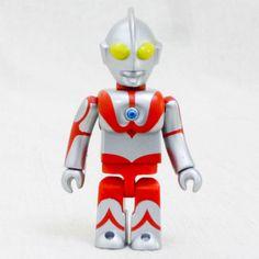 Ultraman Kubrick Series Medicom Toy JAPAN FIGURE TOKUSATSU ANIME #Medicom