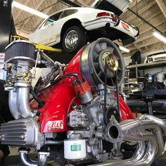 Porsche Electric, Diy Electric Car, Porsche 550, Porsche Club, Volkswagen, Vw Baja Bug, Vw Super Beetle, Vw Engine, Beach Buggy